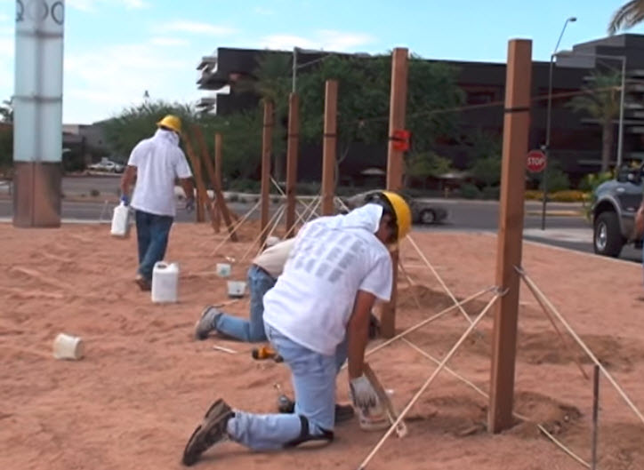 Expanding Pole Setting Foam |Buy Online|OKC|USA | Secure Set